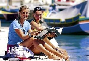 Лингвистический лагерь на Мальте