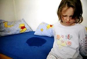Недержание мочи: как помочь малышу?