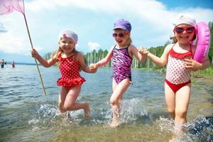 Отпуск с ребенком: что необходимо знать