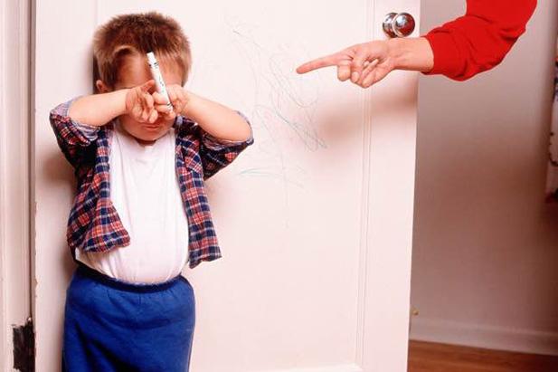 Почему мы кричим на детей?