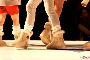 Как выбрать зимнюю обувь ребенку: виды + видео