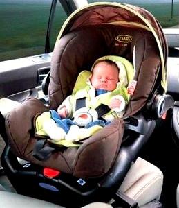 Малыш и автомобиль: все об автокресле.