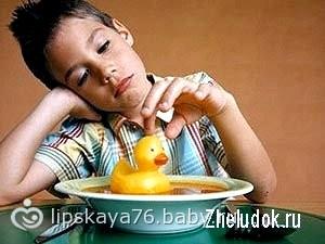 Почему ребенок не кушает в садике?