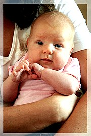 Ребенок 2 месяца. Развитие ребенка в 2 месяца