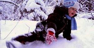 Зимние прогулки с детьми: игры, развлечения, прогулка по зимнему лесу