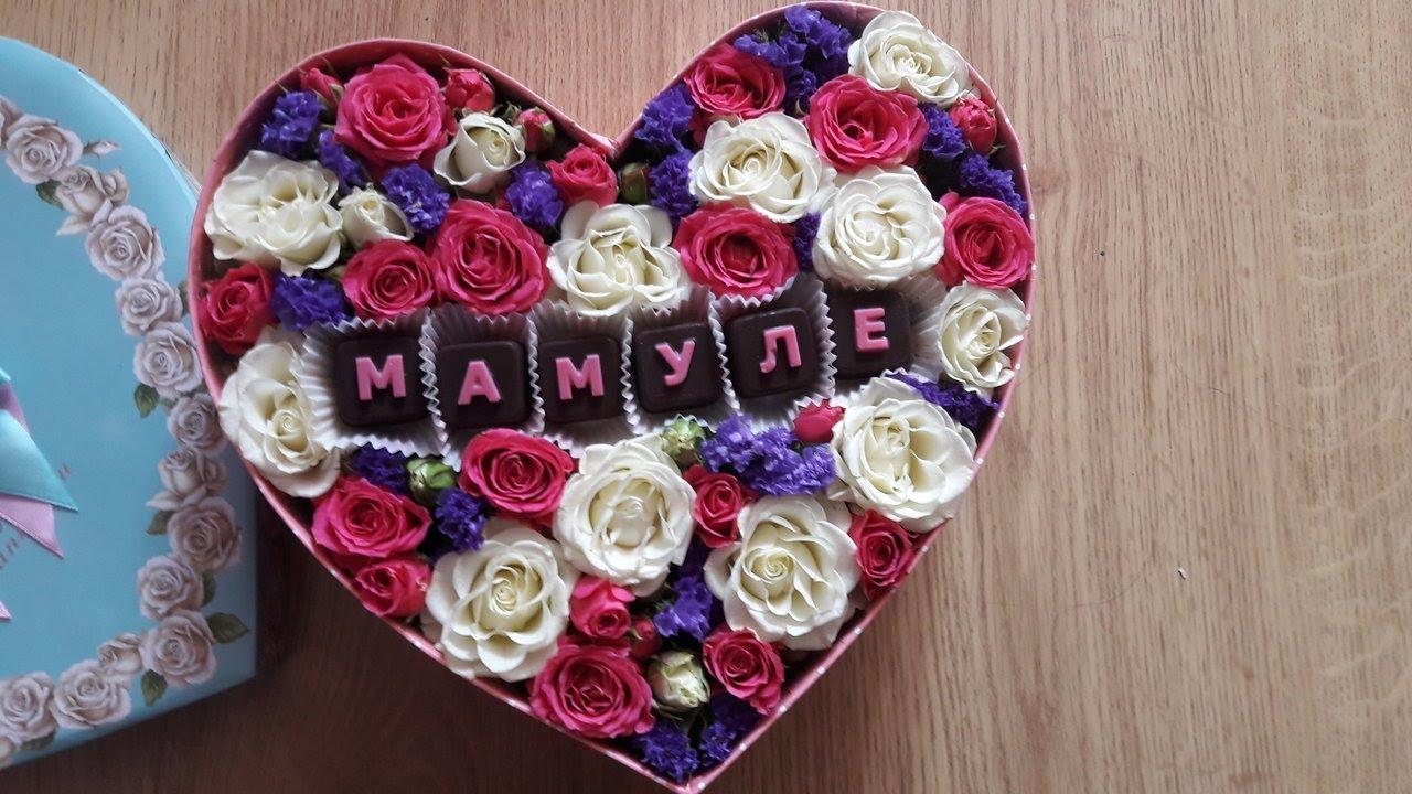 Что можно подарить маме на День Рождения?