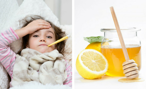 Ребенок простудился? Начинаем домашнее лечение