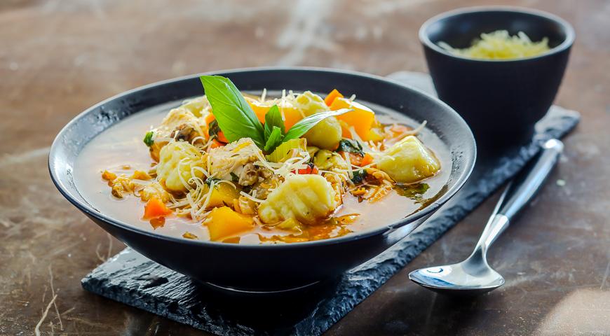 Где в Москве можно попробовать отличный суп