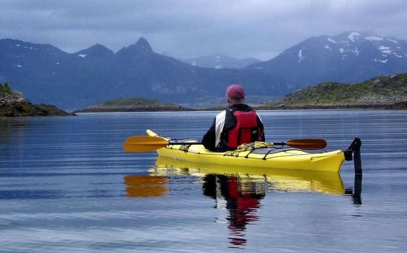 Яркие впечатления от отдыха, вместе с водным туризмом