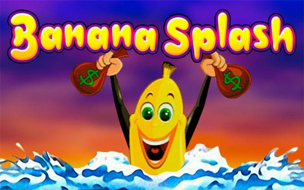 """Игровые автоматы gsm: описание слота""""Banana Splash (Бананы)"""""""