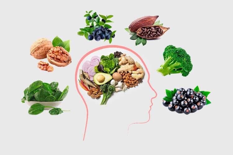 Какие продукты полезны для мозга?